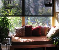Sunroom Window Seat