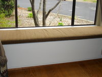 Window seat cushion 1