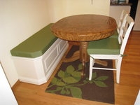 Kitchen Bench and Chair Cushions