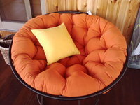 Sunbrella Tuscan Papasan Cushion