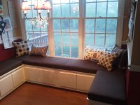Breakfast Nook Bench Cushions