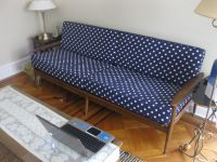 Revived 70's Sofa & Cushions