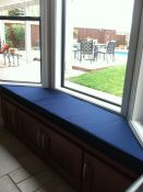 Birchcreek Bay Window Seat by Cushion Source