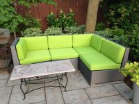 Our Perfect Patio Cushions