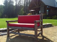 Summer Day Bench Cushion