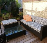 Outdoor Deep Seat Sofa Cushions