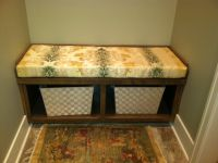 Mud Room Bench Cushion
