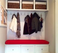 Mud Room Redesign