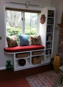 Family Room Window Seat