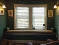 Reading Nook Window Seat