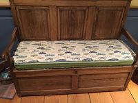 Kitchen Antique Settee