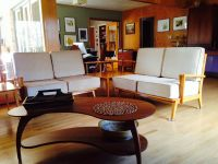 Mid-Century Modern Danish Two-Piece Sectional Set