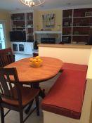Kitchen Banquette Cushions