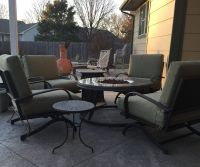 Fire Pit Chair Cushions