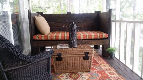 Screened Porch Daybed