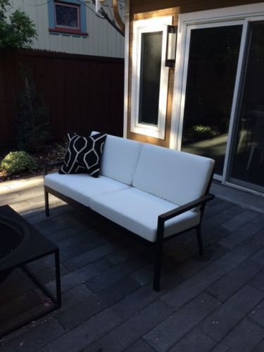 Contemporary Outdoor Seating
