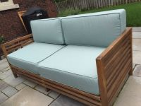 Outdoor Sofa Cusions