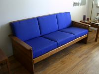 New Royal Blue Sofa Cushions