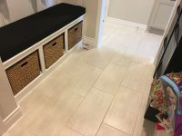 Built-in Mudroom Bench Cushion