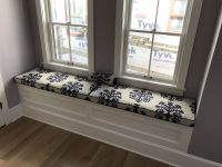 Bedroom Bench and Matching Pillow Covers
