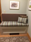 Built-in Bench