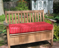 Garden Bench Cushion