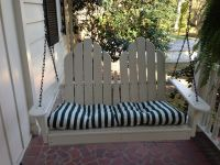 Front Porch Swing Cushion
