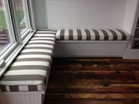 Kitchen Nook Bench Cushions