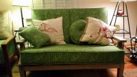 Custom Indoor Deep Seat Sofa Cushions & Pillows