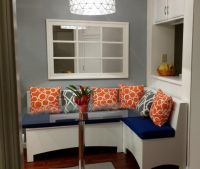 Breakfast Nook Cushions and Pillows