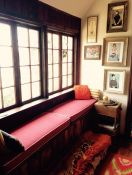 Cozy New Custom Window Seat Cushions