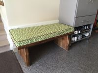 Beautiful Custom Bench Seat Cushion With Welt