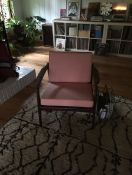 Mid-Century Modern Arm Chair Seat & Back Cushions