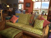 Indoor Sofa Cushions Made With Customer's Fabric