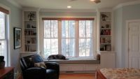 Built-In Window Seat Cushion from Cushion Source