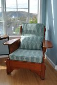 Old Camp Chair With New Robert Allen Cushions