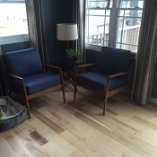 Mid-Century Face Lift With New Deep Seat Cushions