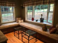 Kitchen Banquette Window Bench Cushions