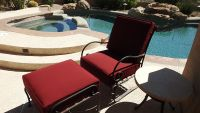 Sunbrella Deep Seating Chair Cushions And Ottoman