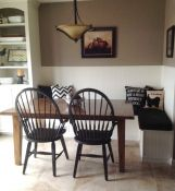 Kitchen Banquette Seat and Bench Cushions