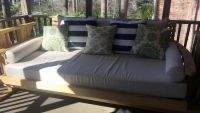 Daybed Swing Cushions And Bolster Pillows