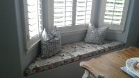Our Custom Window Seat Cushion
