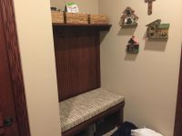 Outdura Fabric Mudroom Bench Cushion