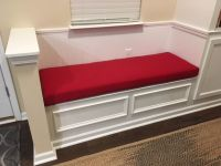 Built-in Dining Room Bench Cushion