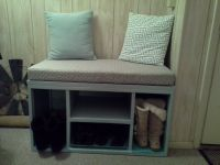 Custom-Made Entryway Bench Cushion