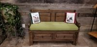 Outdura Canvas Olive Kitchen Bench Cushion