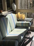 Sunbrella Revel Oasis Deep Seating Cushions