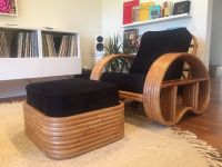 Replacement Cushions for Vintage Bamboo Furniture