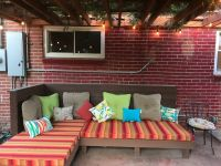 New Outdoor Cushions!