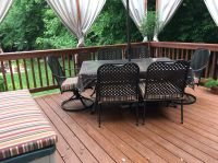 Sunbrella Rain Patio Cushions